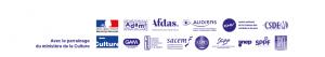 06 2019 Logos partenaires 1ères Assises Femmes de la musique