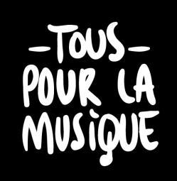 Logo Tous pour la Musique