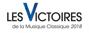 Logo Victoires Classique 2018
