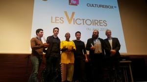 Photo Lauréats_Victoires du Jazz 2018